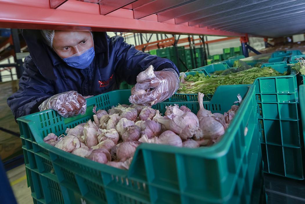 Jack Landsmanas garantiza la calidad de los alimentos